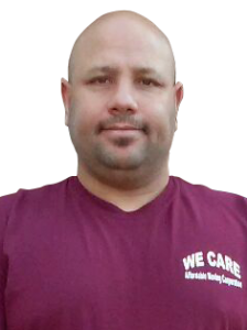 We Care Florida Moving - Javier